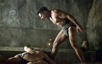 nude gladiators