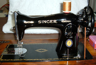 Treadle Quilts My Singer Centennial 15 88 Canadian Treadle