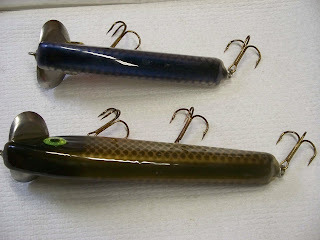 Boggs Custom Lures: More from my collection