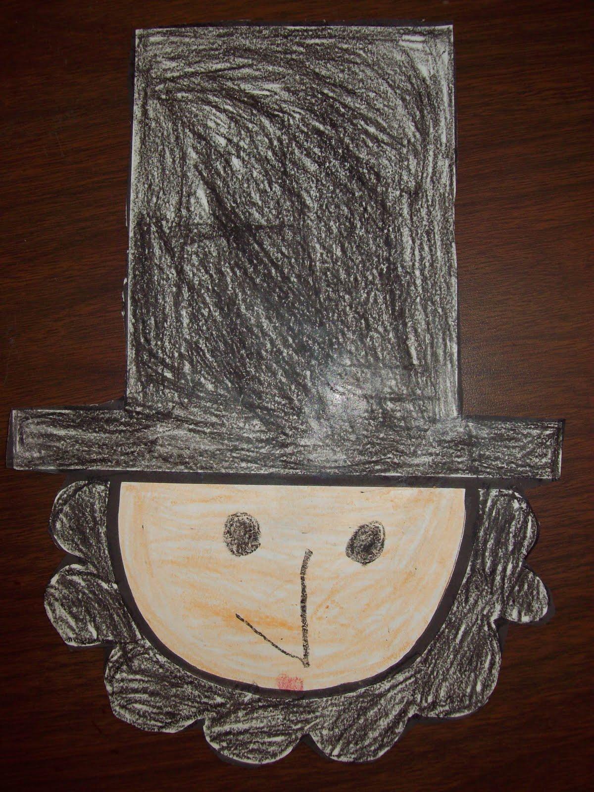 Chalk Talk A Kindergarten Blog Abraham Lincoln