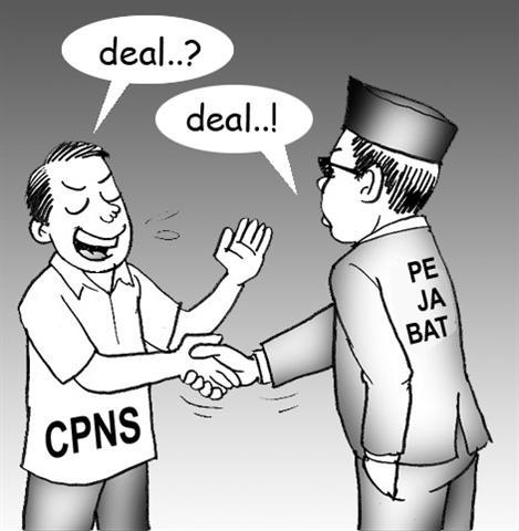 cpns Calo CPNS Langkat Ditangkap Polisi
