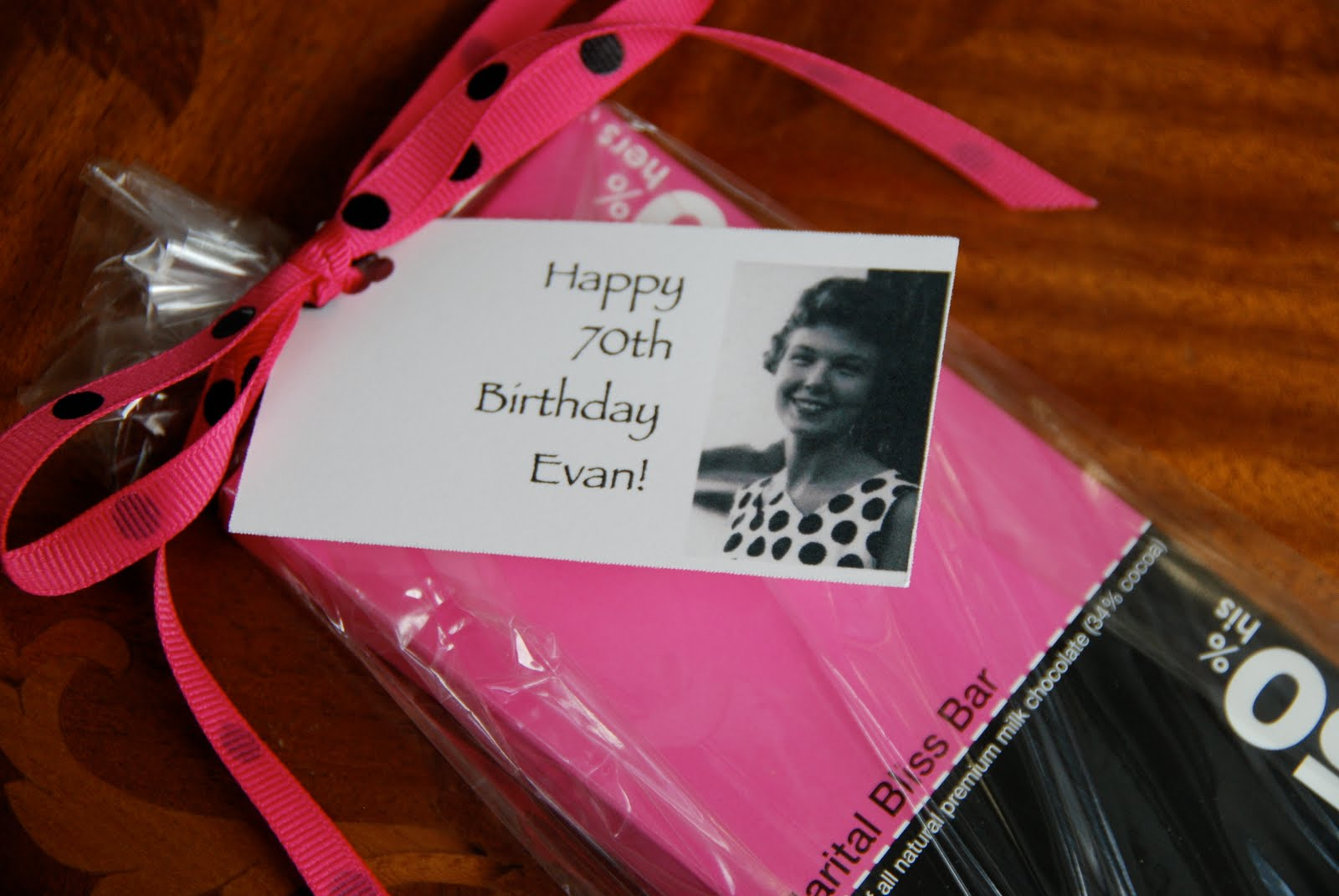Simple Girl Moms 70th Birthday Party