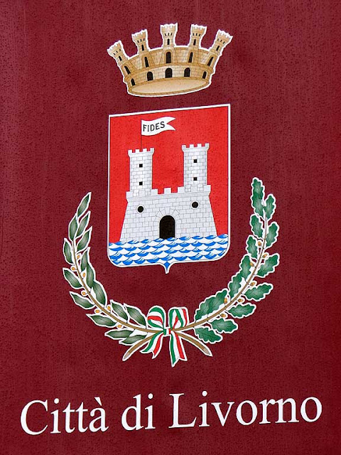 Livorno, coat of arms