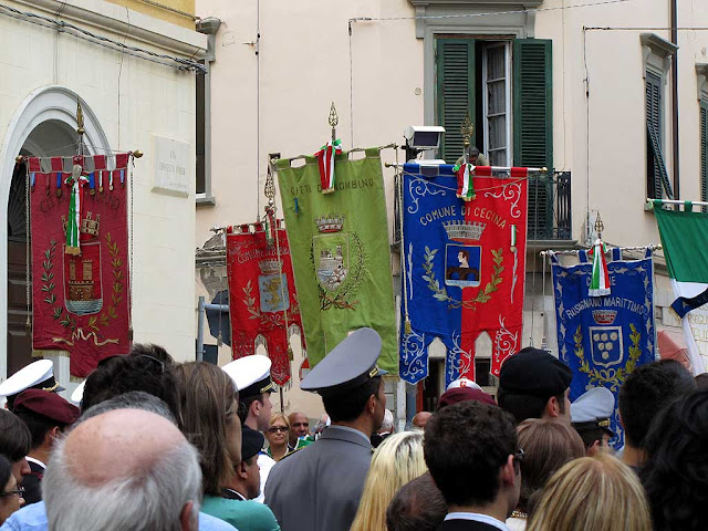 June 2nd, Republic Day, Livorno