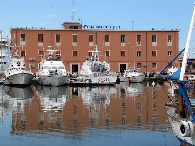Coast Guard, Livorno