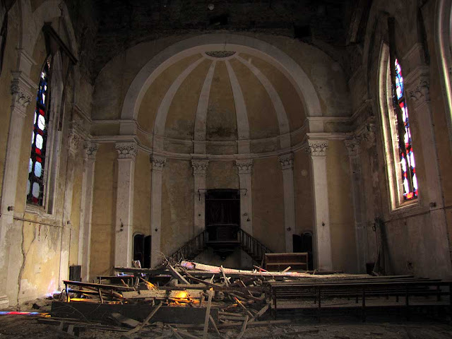 Dutch Church, scali degli Olandesi, Livorno