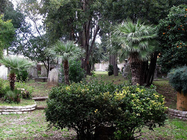 New English Cemetery, Livorno