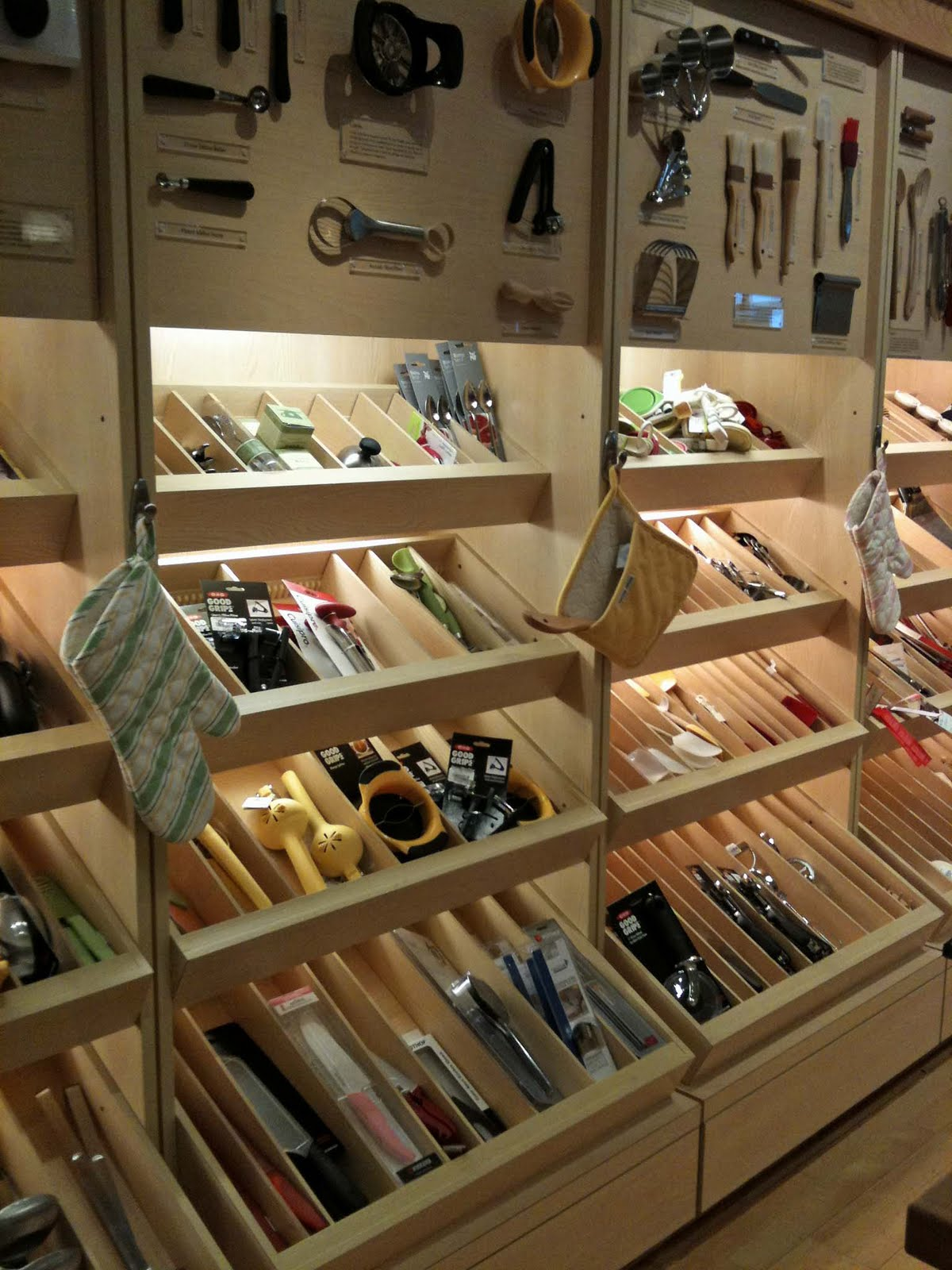 i love kitchen gadgets: my kind of toy store