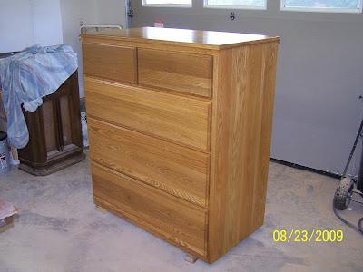 Custom Furniture 715-207-8439: Gun Cabinet/Dresser Combo
