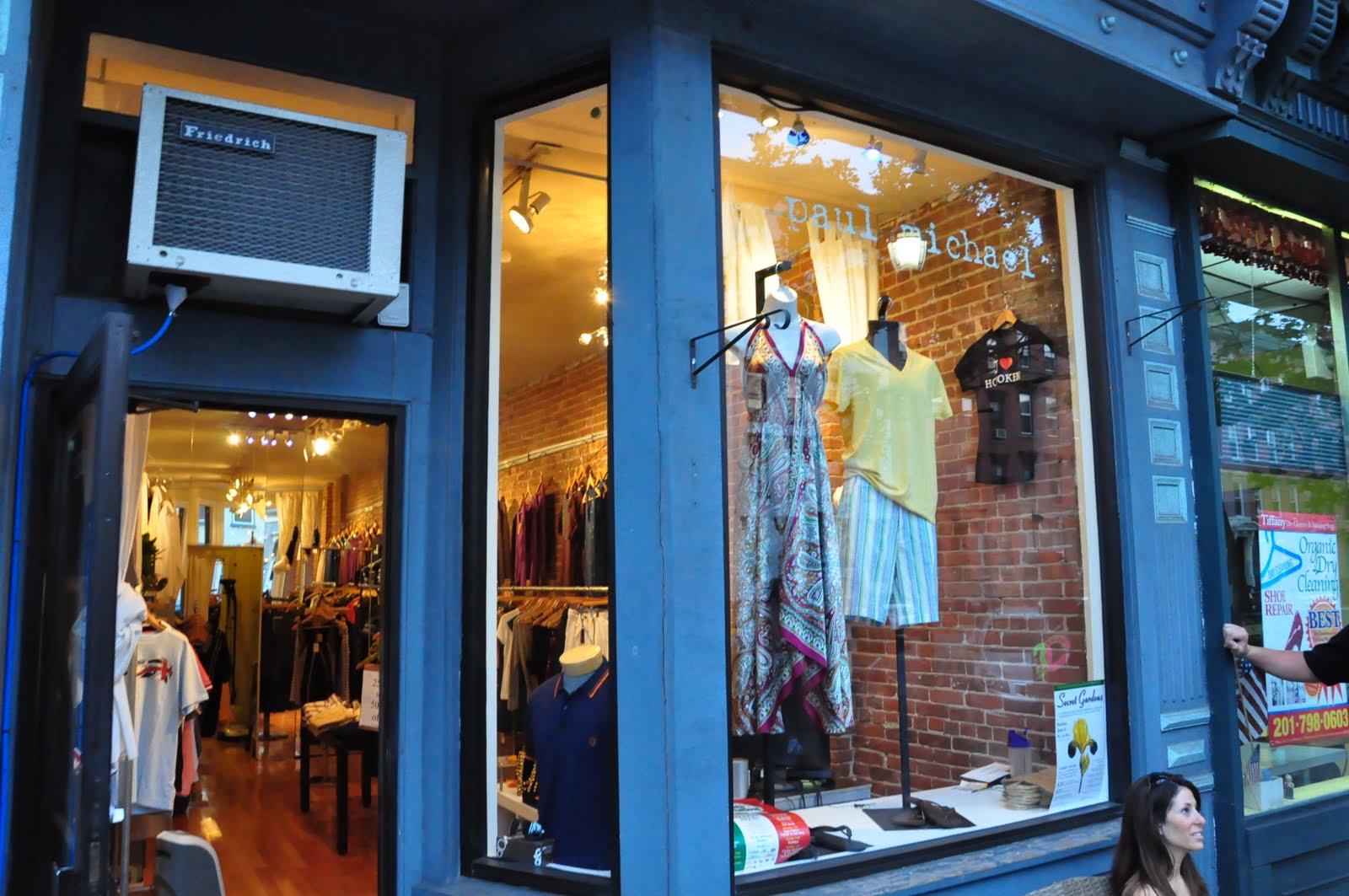 Clothing stores in hoboken nj