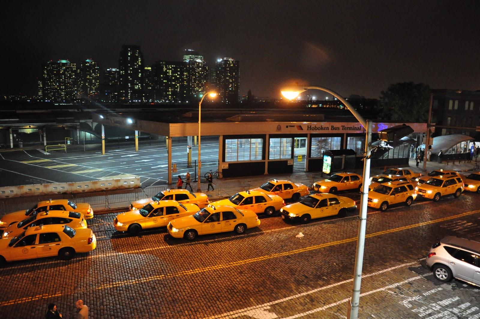 The Hoboken Journal Hoboken Photo Of The Day Taxi