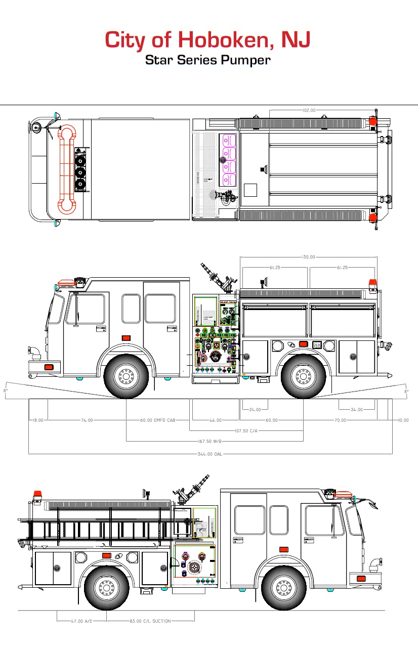 Fire Truck Diagram Wiring Data Basic Vehicle Simple Site Audio