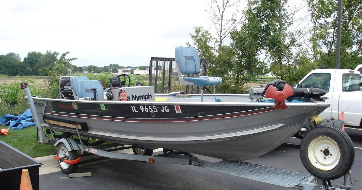 1986 Sea Nymph Fishing Machine