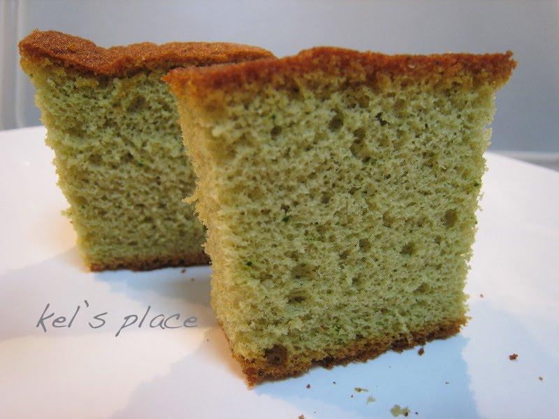Japanese Towel Cake Recipe: Kel's Place: Matcha/Green Tea Kasutera Japanese Honey