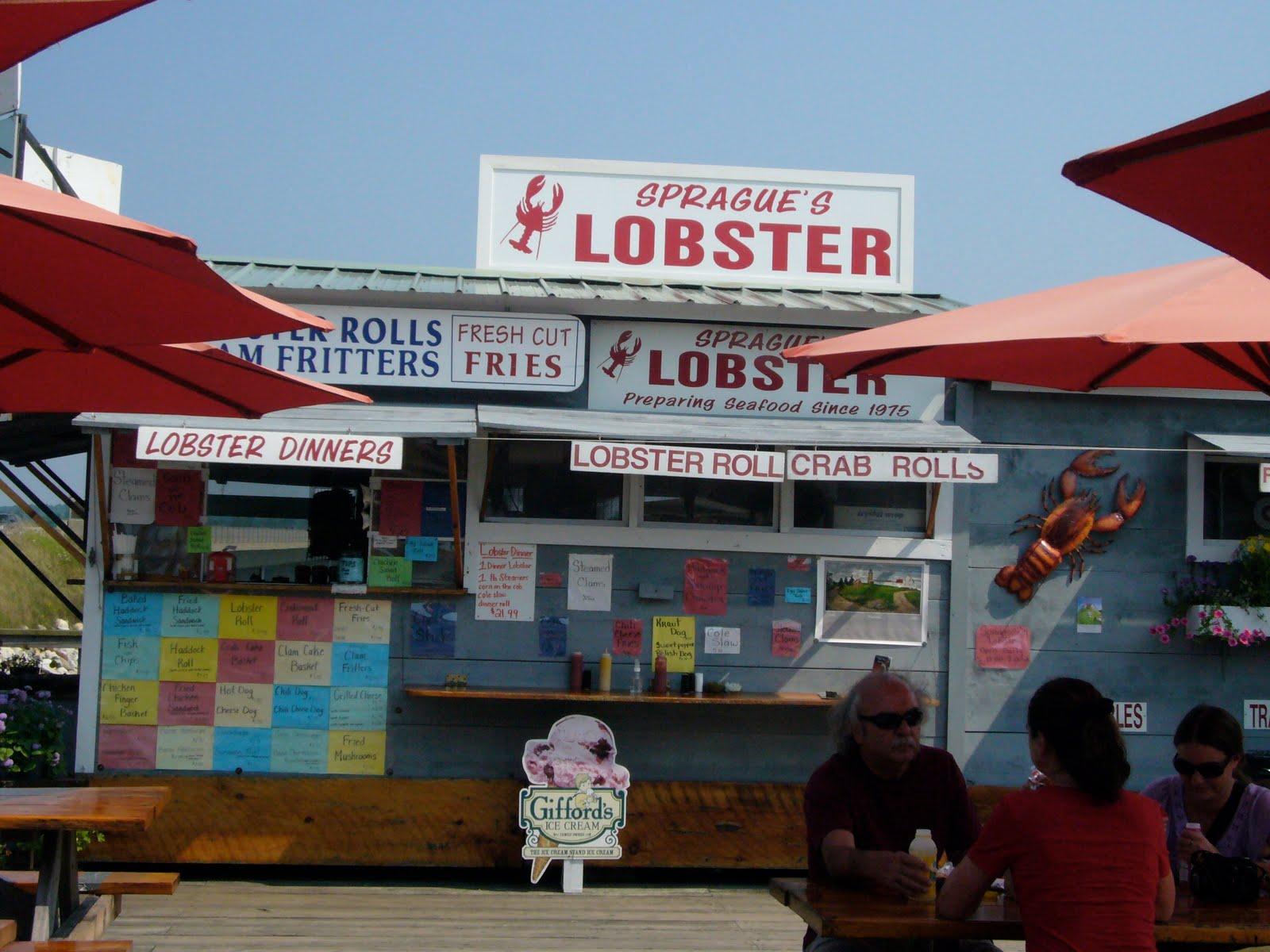 A proper bostonian june 2010 for Food bar harbor me