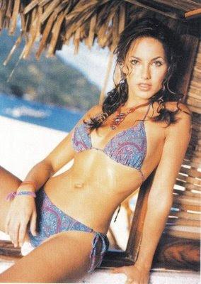 Celebrity Images Gallery Barbara Mori Ochoa S Sexy Hot