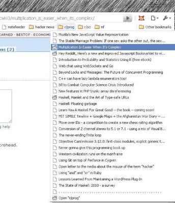 Foxish live RSS - suscríbase a los canales Rss usando Google Chrome