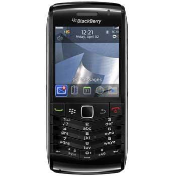Características y detalles del BlackBerry Pearl 3G