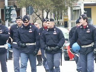 Cosa si fa al corso allievi Agenti della Polizia di Stato
