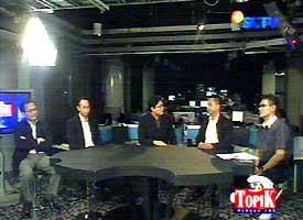 Diskusi Ekonomi Debat Kenaikan Bbm Di Sctv Mcb