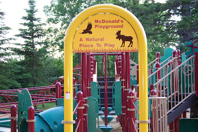 Forestry Farm Playground