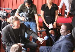 TSVANGIRAI BLASTS MAKONI AT PRESS CONFERENCE!
