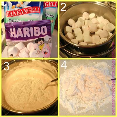 Come fare il fondente di Marshmallow