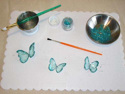The Cindy s Confections Blog: Gelatin Butterfly Tutorial