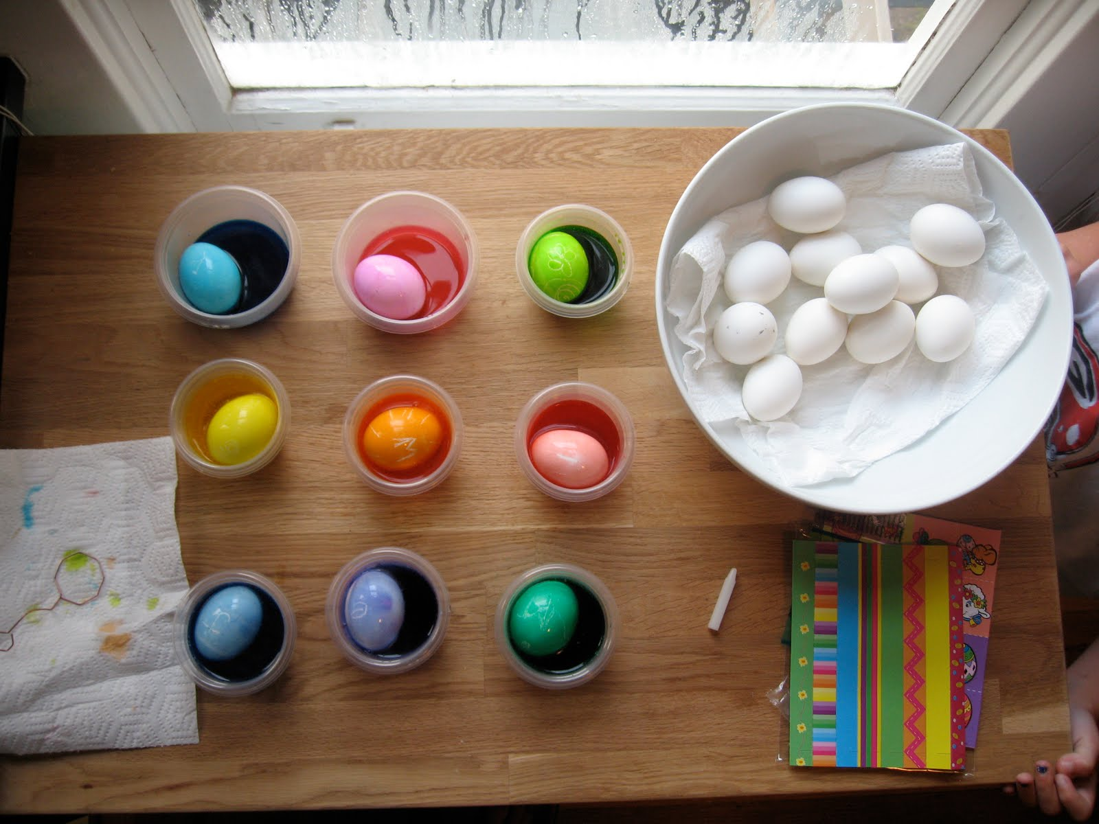 Paper Relish: Green Eggs And Fam
