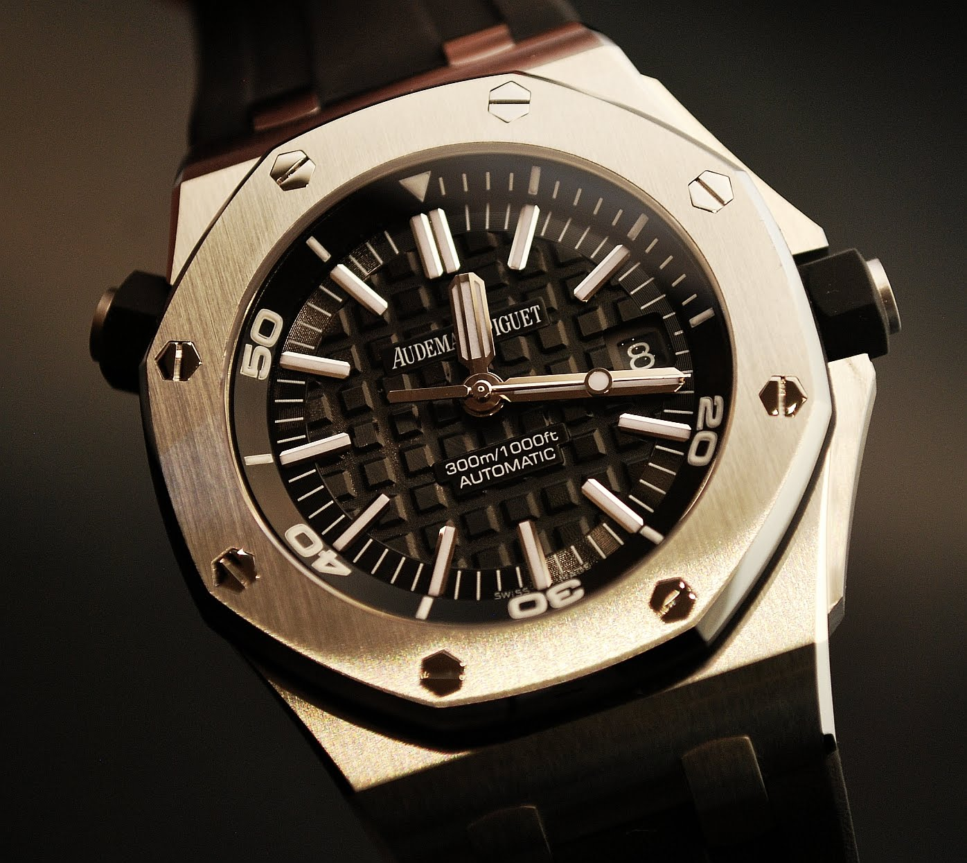 Wristwatch Pictures: AP ROO Offshore Diver