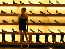 be carefull to choose the right high heels