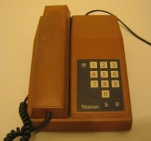 132e3f064  80s Actual  The 1980s  BT Phones For Sale