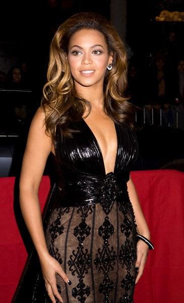 Beyonce Knowles Measurements Bra Cup Breasts Hips