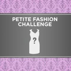 Petite Fashion Challenge #2 : Wear it Now, Wear it Later