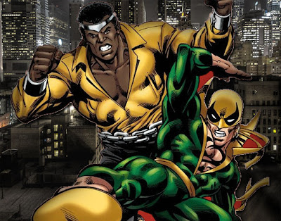 Luke cage - Heroes for Hire Film