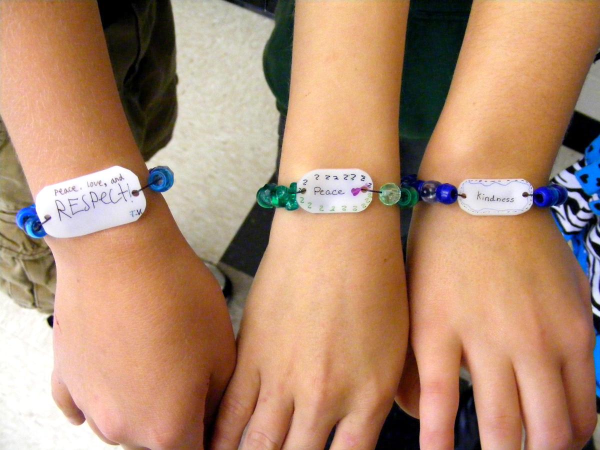 Suffield Elementary Art Blog Anti Bullying Week