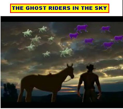 my ordinary life: Ghost Riders in the Sky