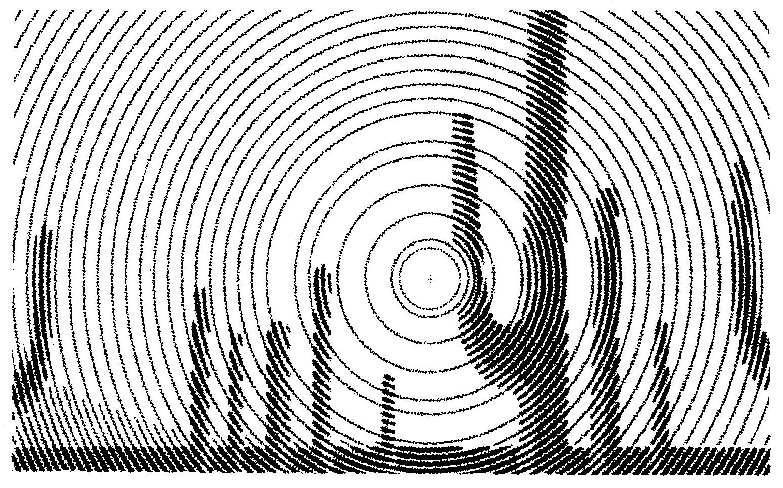 Dibujo De Lineas Paisaje: En La Clase De Plástica: 1º ESO. Convocatoria De
