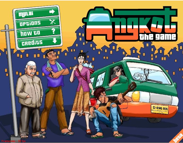 Download Game Angkot The Game (ATG) Beta 0.1.4