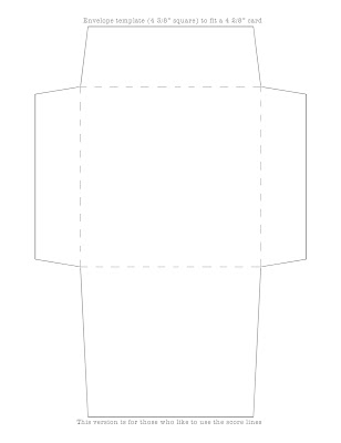 Mel Stampz Over 100 envelope templates and tutorials - money gift envelope template