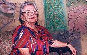Mujeres pintoras: Lili del Mónico (1910-2002)