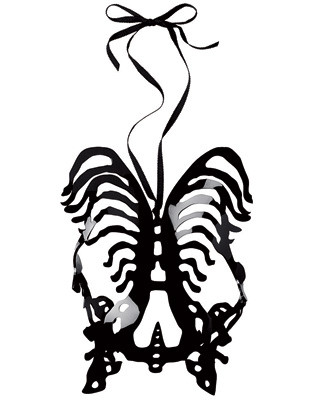 i heart: i heart Skeleton Fashion
