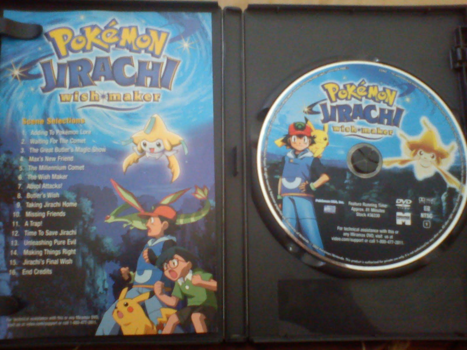 Online Selling Pokemon Jirachi Wish Maker