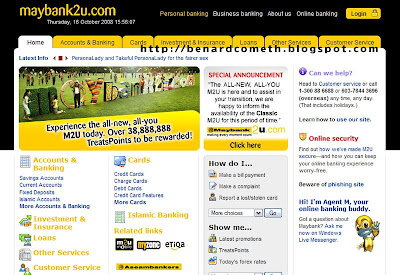 BenardCometh Revelations: Revamped Maybank2U Rant