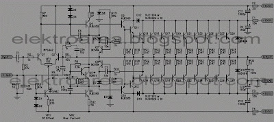 Power Amplifier 2000 Watt Circuit Diagrams | Wiring Diagram