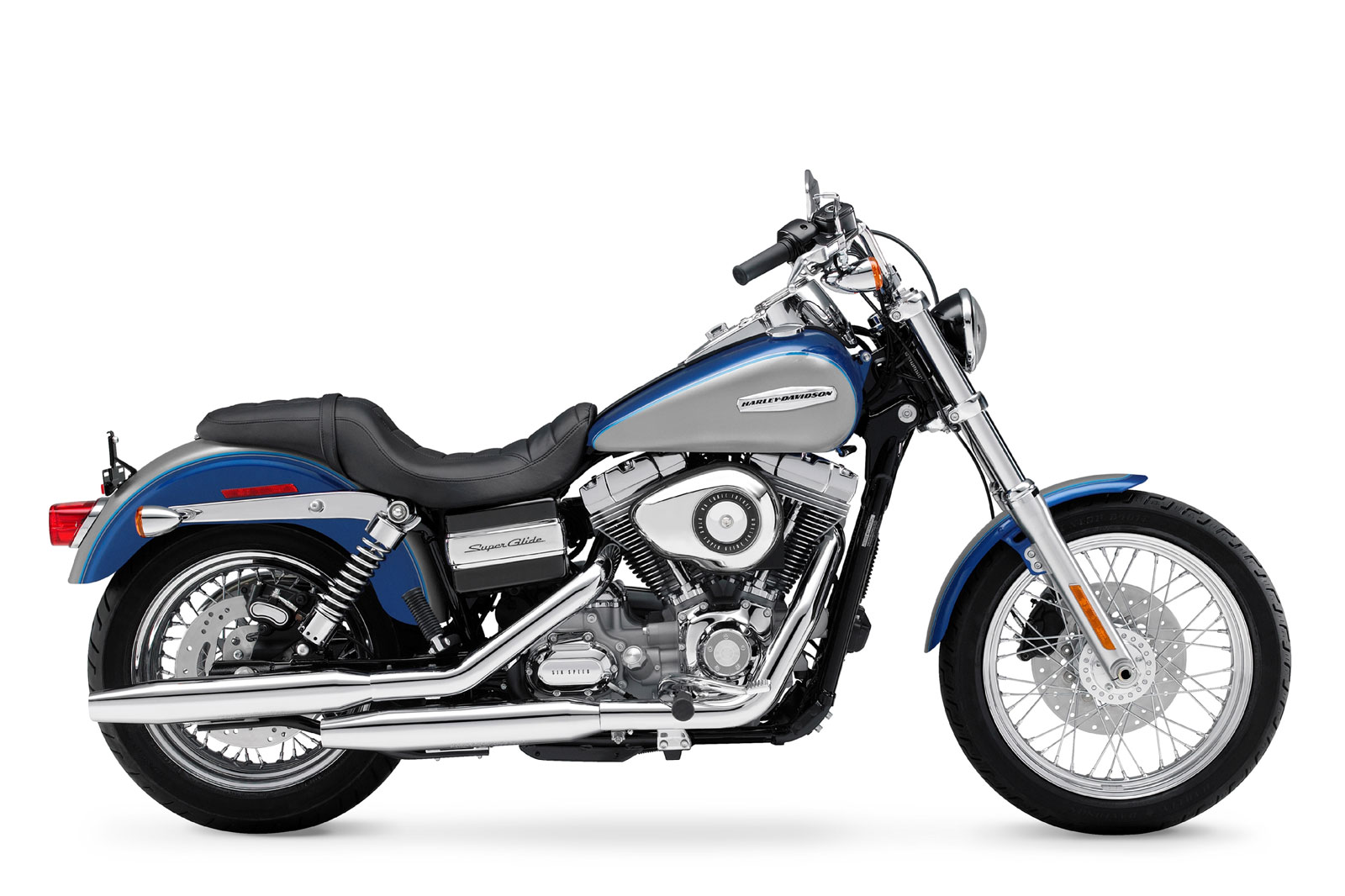 Motor Sport Harley Davidson Fxdc Dyna Super Glide Custom