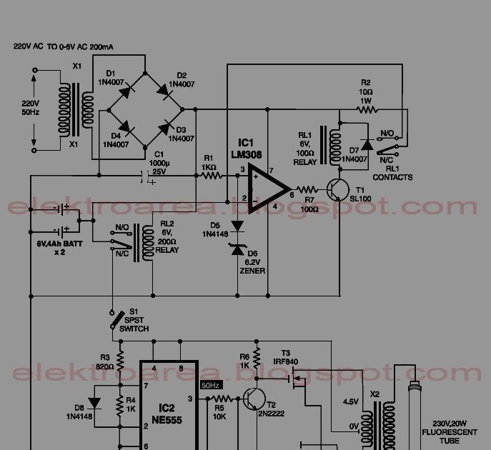 automatic switch for audio power amplifier