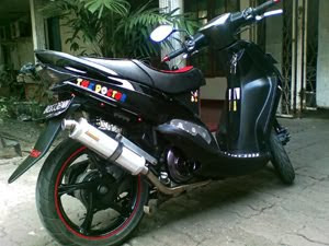 Modifikasi Mio Soul