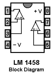 Microphone Condenser Pre Amplifier Circuit