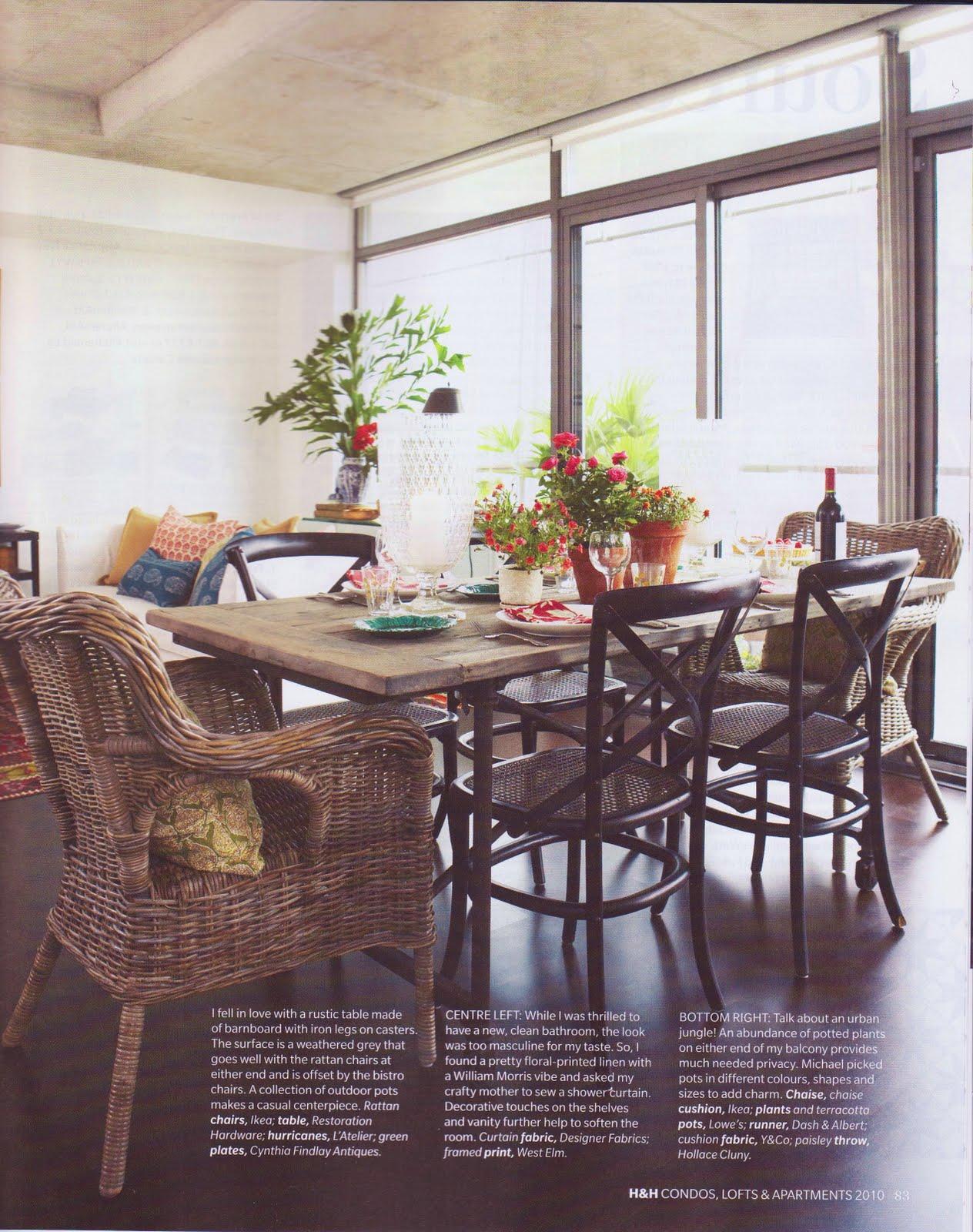 Wicker Dining Chairs Ikea Gio Ponti Rooms Area Byholma Rattan
